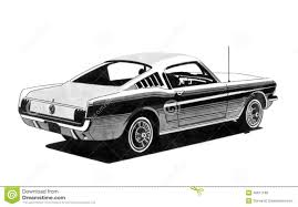 sports car drawing retro sport car drawing stock illustration image of image 45671188