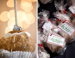 caramel apple party favors st vincent de paul catholic church in rogers arkansas wedding