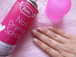 pretty nail drying spray beauty u0026 the prince