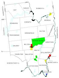 Map Of Colorado Counties by Old Maps Of Saratoga County New York