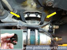 mercedes benz 190e fuel pump replacement w201 1987 1993