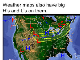 weather fronts map weather fronts pressure centers and storms