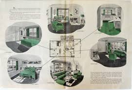 Suburban House Floor Plan by Toys And Stuff 1948 Kellogg U0027s Blandings Dream House