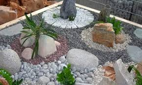 Garden Rock Magnify Your Yard With A Rock Garden