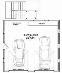garage plan maine inspired oversized 2 car garage 12440ne architectural