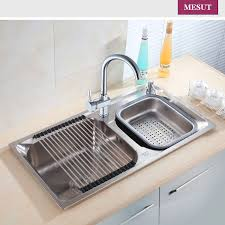 double sinks kitchen stainless steel double bowl kitchen sink solutions taps and ada