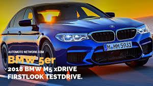 prototype drive 2018 bmw m5 2018 bmw m5 m xdrive interior design u0026 driving impressions