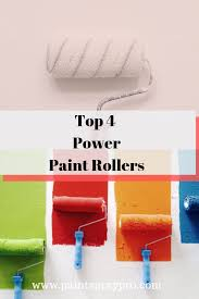 what type of paint roller to use on kitchen cabinets top 4 power paint rollers for 2021 do electric rollers