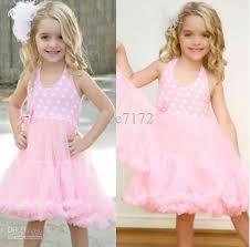 girls tutu dress kids jumper skirts children pink ballet one piece