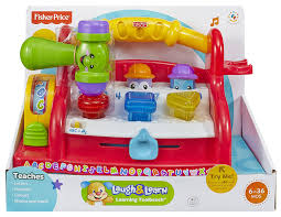 Fisher Price Toy Box Amazon Com Fisher Price Laugh U0026 Learn Learning Toolbench Toys