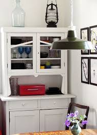 breathtaking eclectic corner microwave hutch photo ideas