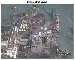 layout pelabuhan benoa 2 1 13 indonesia banten port of ciwandan and merak logistics