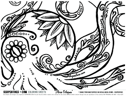 coloring pages serpenthes com