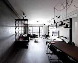 dark interior dark and moody apartment interior interiorzine