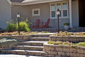 Retaining Wall Landscaping Ideas Front Yard Landscaping Ideas Contemporary Landscape