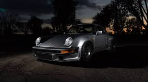 porsche modified grey market modified porsche 930 delivers jaw dropping