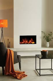 Fireplace Electric Insert by The Gazco Studio Electric Inset U0027s Frameless Design Creates A