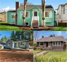 starter homes seattle s cutest starter homes 500k seattlepi