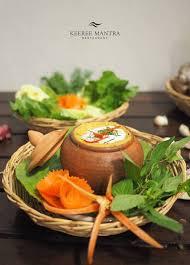 mantra cuisine ห อหมกโบราณ เมน พ เศษสำหร บว นศ กร keeree mantra restaurant