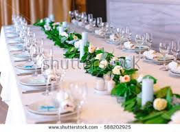 wedding table settings wedding table setting stock images royalty free images vectors