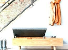 modern benches with storage u2013 floorganics com