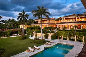 tour a magnificent mediterranean estate in palm beach art of