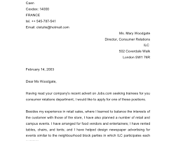 Academic Advising Cover Letter Cover Letter Umich
