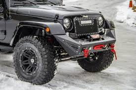 jeep winch bumper jeep jk stealth fighter front bumper add offroad