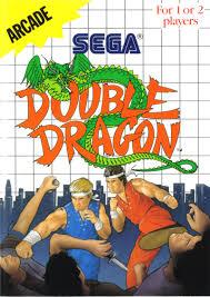double master double dragon 1988 sega master system box cover art mobygames