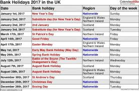 us bank holidays 2016 and 2017 best 2017