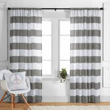 better homes and gardens stripes curtain panel walmart com