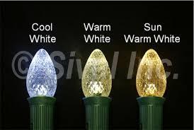 commercial grade c9 led lights iron