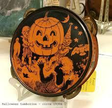 1960s halloween decorations