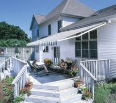 Homemade Deck Awning Deck Awnings How To Shade Your Deck Or Patio Top 3 Cost Benefits