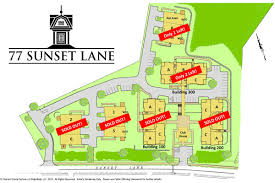 77 sunset lane site plan 77 sunset lane