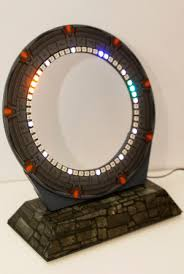 build a stargate sg1 inspired clock with arduino and neopixels