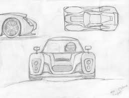 ferrari sketch side view lrt 1 ultra high performance supercar u2013 lee race technology inc
