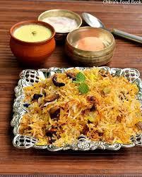 cuisine pakistanaise recette pakistan biryani recette