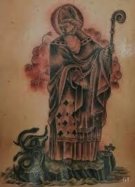 glenside tattoo st patrick