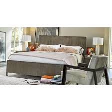 Metal California King Bed Frame Keaton Cal King Bed With Metal Frame By Universal Wolf And