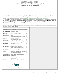 phlebotomist resume sample kidney friendly brand name shopping list healthy grocery image 1