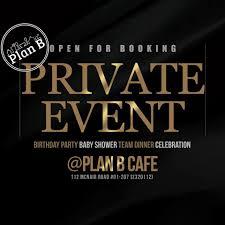 plan b plan b cafe home facebook