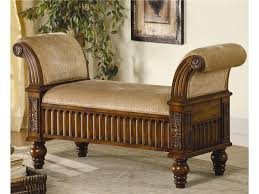 brown upholstered bench with storage beautiful upholstered bench