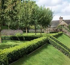 formal english garden design the formal landscaping is modeled