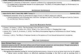 Sample Resume For Master Degree Application by Master S Degree Resume Sample Reentrycorps