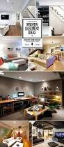 Home Design Ideas And Photos 41 Best Basement Ideas Images On Pinterest Basement Ideas