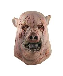 butcher mask men halloween scary masks