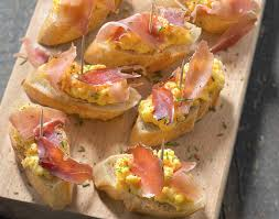 cuisine basque recettes pintxo recette cyril lignac gourmand