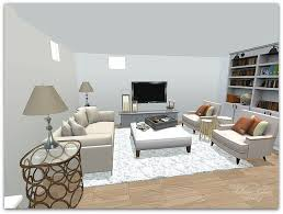 Plan For Our Basement Family Room  Classy Glam Living - Family room layout