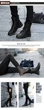 short moto boots 2017 autumn men u0027s leather shoes fashion black martin boots